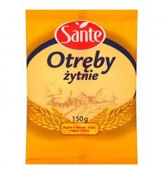 Otręby żytnie Sante 150g