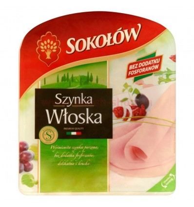 Jambon italien Sokolow 140g