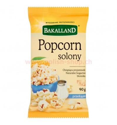 Popcorn solony Bakalland 90g
