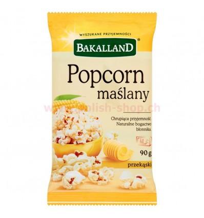 Popcorn maślany Bakalland 90g