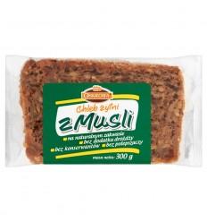 Chleb żytni z musli Oskroba 300g