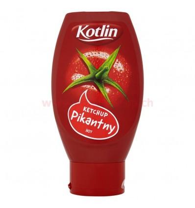Ketchup épicé Kotlin 430g PET