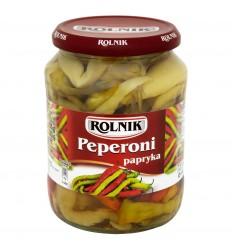 Papryka Peperoni Rolnik 720ml