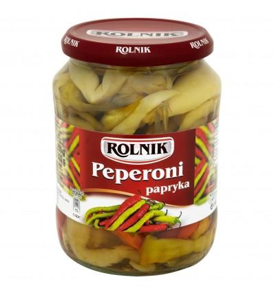 Peperoni papryka Rolnik 720ml