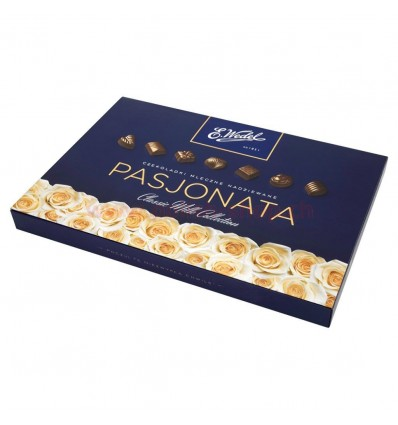 Boîte de chocolats Pasjonata Wedel 201g