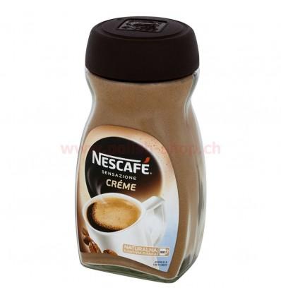 Kawa Nescafe Sensazione creme 200g