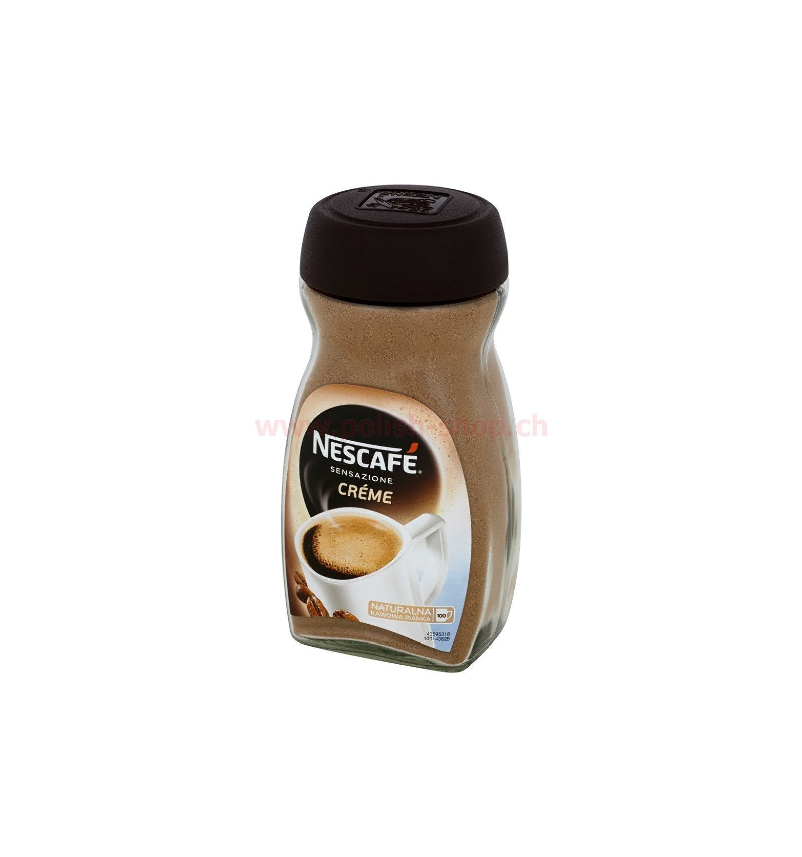 Kawa Nescafe Sensazione Creme 200g Polish Shop