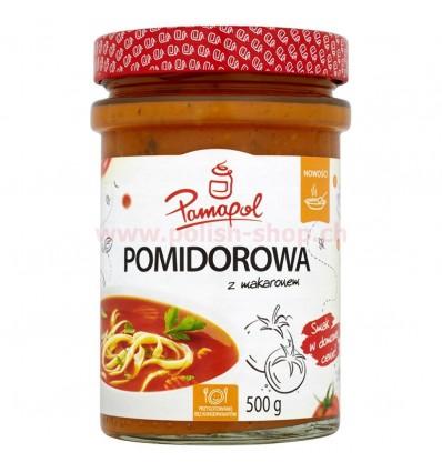 Zupa pomidorowa Pamapol 500g