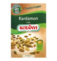 Przyprawa Kardamon cały Kotanyi 10g