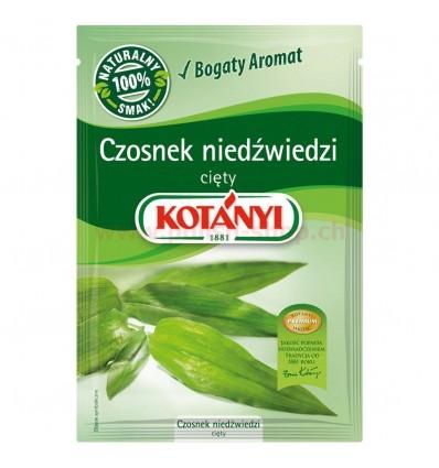 Ail des ours feuilles hachées Kotanyi 6g