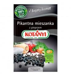Przyprawa Pikantna mieszanka z pieprzem Kotanyi 19g