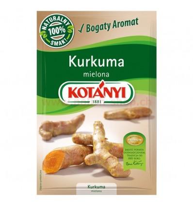 Curcuma en poudre Kotanyi 10g
