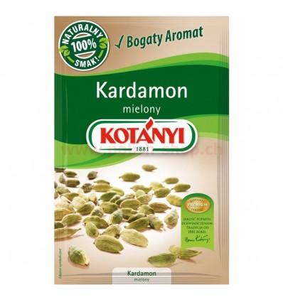Cardamome en poudre Kotanyi 10g