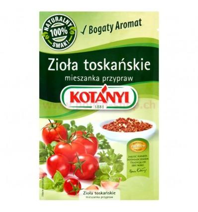 Przyprawa Zioła toskańskie Kotanyi 25g