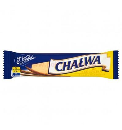 Halwa à la vanille Krolewska Wedel 50g
