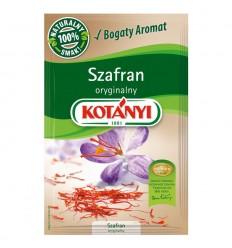 Przyprawa Szafran oryginalny Kotanyi 0.12g