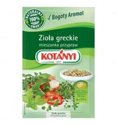 Zioła greckie Kotanyi 15g