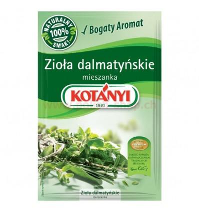 Dalmatian herbs spice mix Kotanyi 14g