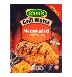 Meksykański Citrus & Juicy Grill Mates Kamis 20g