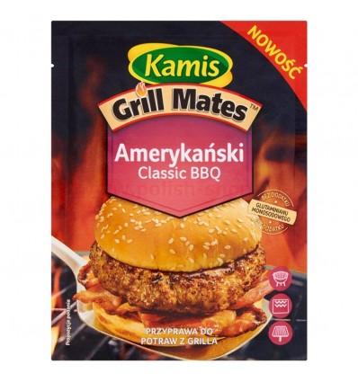Amerykański Classic BBQ Grill Mates Kamis 20g