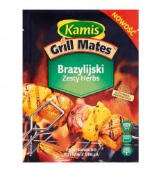 Brazylijski Zesty Herbs Grill Mates Kamis 20g