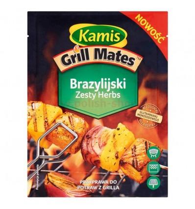 Przyprawa Brazylijski Zesty Herbs Grill Mates Kamis 20g