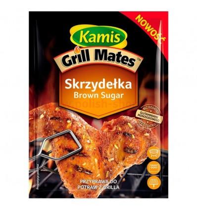 Skrzydełka Brown Sugar Grill Mates Kamis 20g