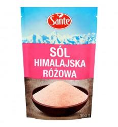 Sól himalajska różowa Sante 350g