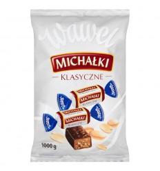 Cukierki Michałki klasyczne Wawel 100g (na wagę)