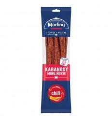 Kabanosy Morlińskie z chili Morliny 105g