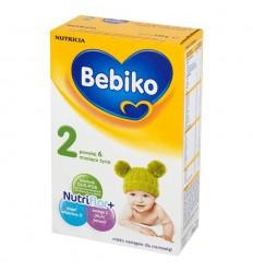 Mleko modyfikowane 2 powyżej 6 miesiąca życia Bebiko 350g