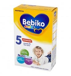 Mleko modyfikowane 5 powyżej 3 roku życia Bebiko 350g