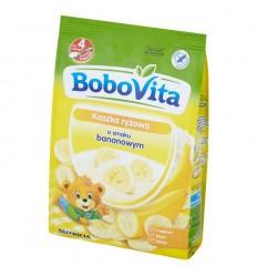 Kaszka ryżowa o smaku bananowym Bobovita 180g