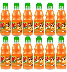12x Sok marchwiowo-jabłkowo-pomarańczowy GO! Kubuś 300ml