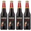 4x Karmi Cranberry Bier Flasche 400ml