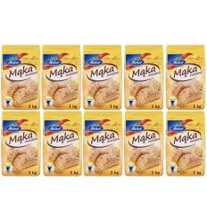 10x Mąka owsiana Melvit 1kg