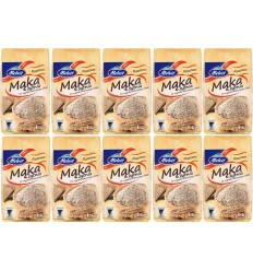 10x Mąka żytnia razowa Melvit 1kg