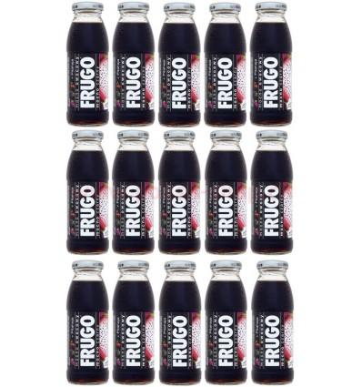 15x Jus Frugo noir 250ml