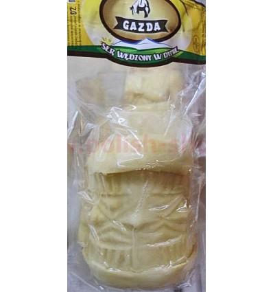 Smoked cheese Gazda / Beczułka Sądecka 200g
