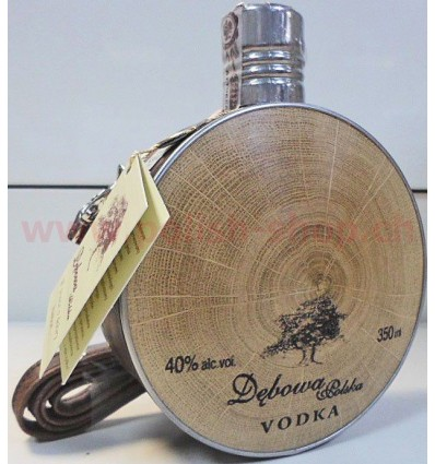 """Vodka Debowa """"Bukłak"""" (""""Outre"""") 350ml"""