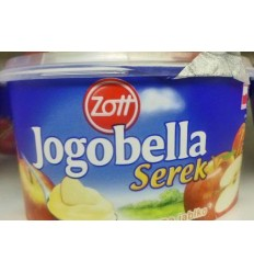 Serek homogenizowany pieczone jabłko Jogobella 500g