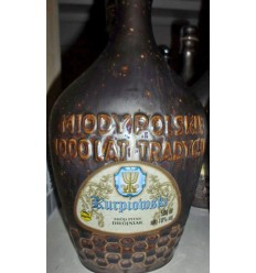 Miód pitny Dwójniak Kurpiowski 500ml