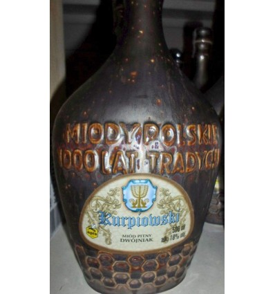 Dwojniak Kurpiowski mead 500ml
