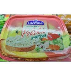 Ser topiony Polskie warzywa Lactima 150g