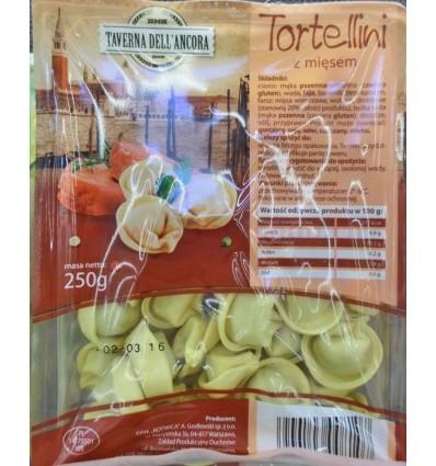 Tortellini uszka z mięsem Taverna Dell'Ancora 250g