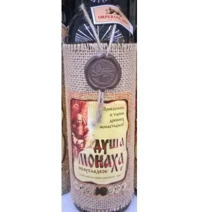 Wino Dusza Monacha 750ml