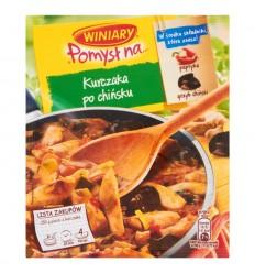 Pomysł na.. kurczaka po chińsku Winiary