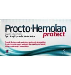 Czopki przeciw hemoroidom Procto-Hemolan