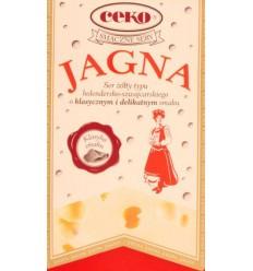 Ser żółty Jagna 150g Ceko