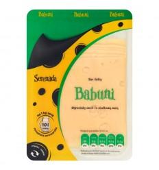 Ser żółty Serenada Babuni 135g